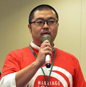 三輪晃義マリフォー代表
