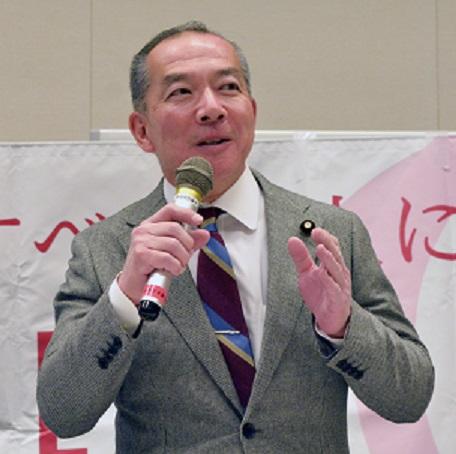 伊藤岳議員